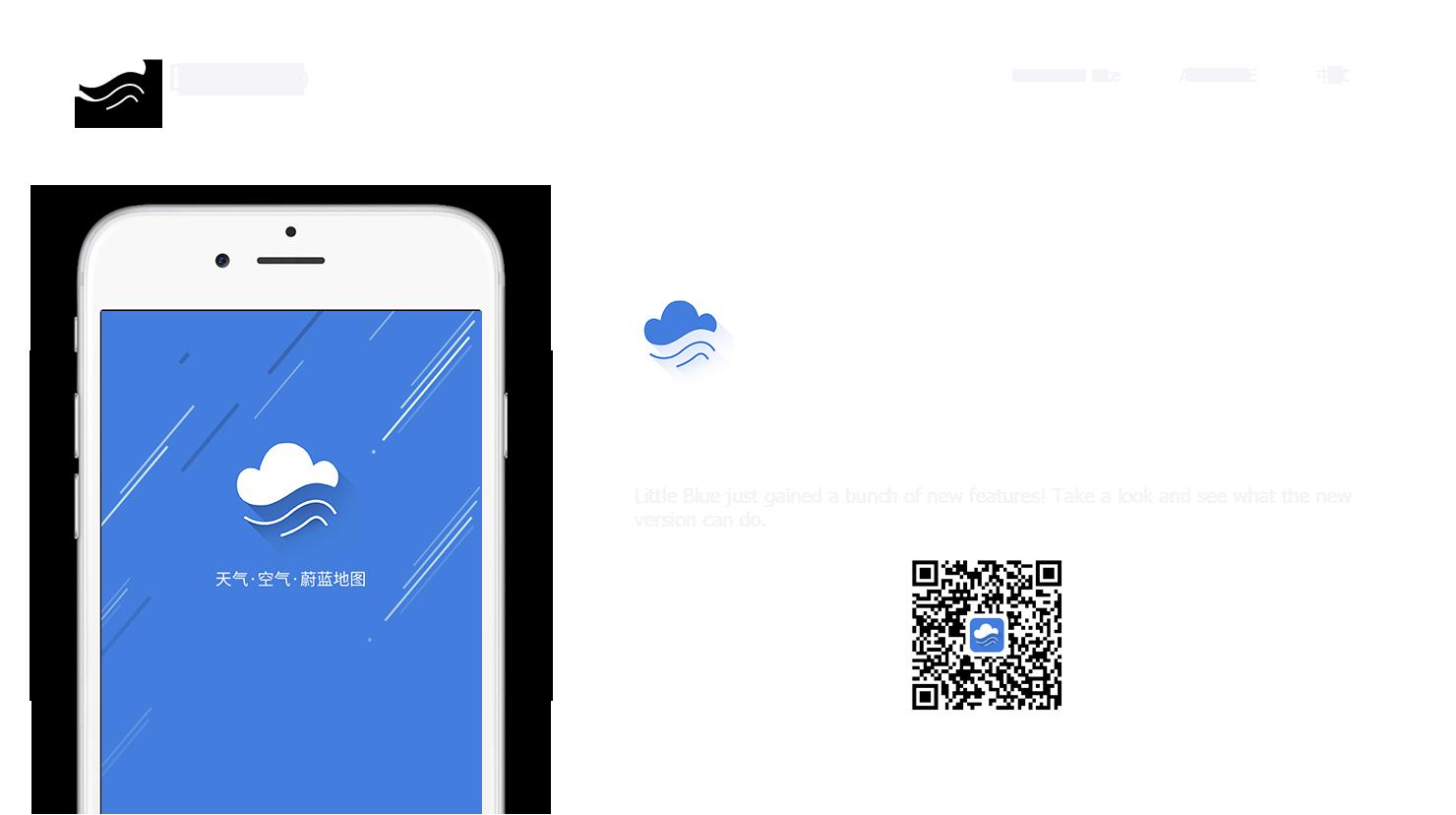 Blue Map App